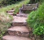 Church Hill steps