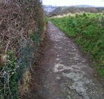Wain's Hill path