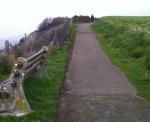 Wain's Hill path