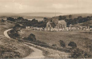 Path from Church Hill 1932
