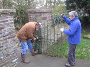 green gate sanding
