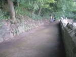 upper Marine Lake path 7 July 2014