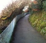 coast path Church Hill