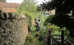 Hack's Way needing new fence