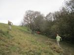 last 2014 raking on Wain's Hill