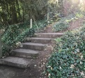 steps near the Salthouse Pub