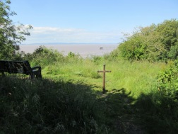 the iron cross viewpoint mown