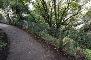 coastal path on Church Hill 2